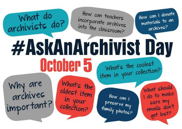 Ask an Archivist Day