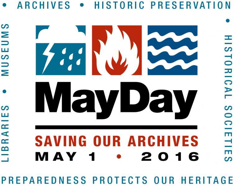 Society of American Archivists - MayDay