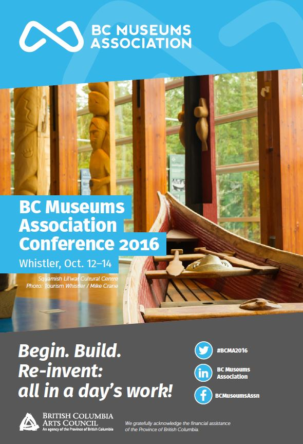 Program - BCMA Annual Conference 2016