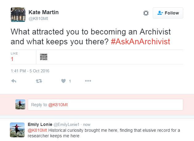 why-archivist-my-answer