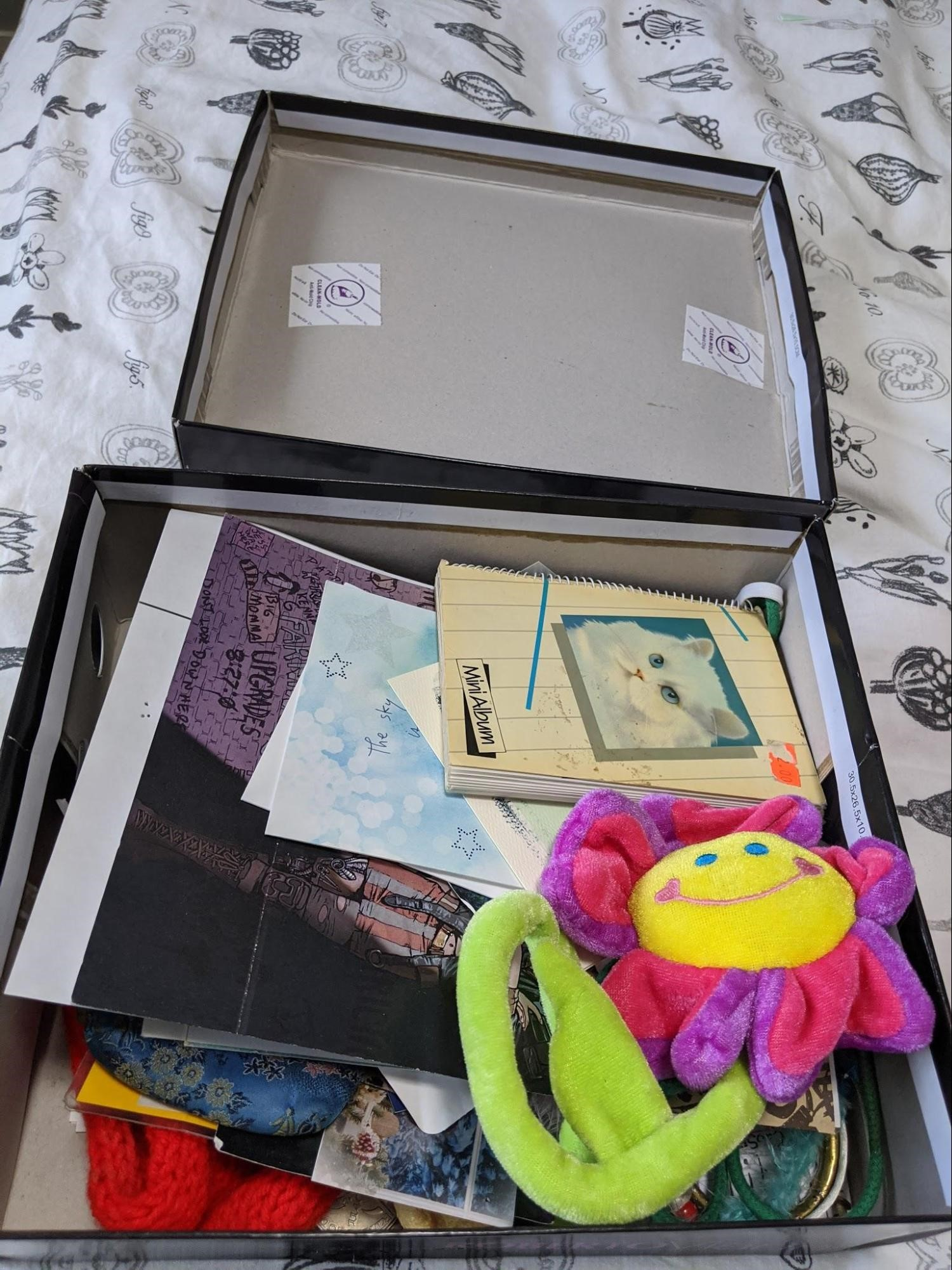 13 - curated shoebox 1